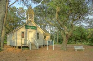 Corolla Schoolhouse at the Outer Banks